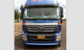 【蒙L52796】内蒙古巴彦淖尔17米5高栏承接天津、内蒙、新疆、四川货运业务